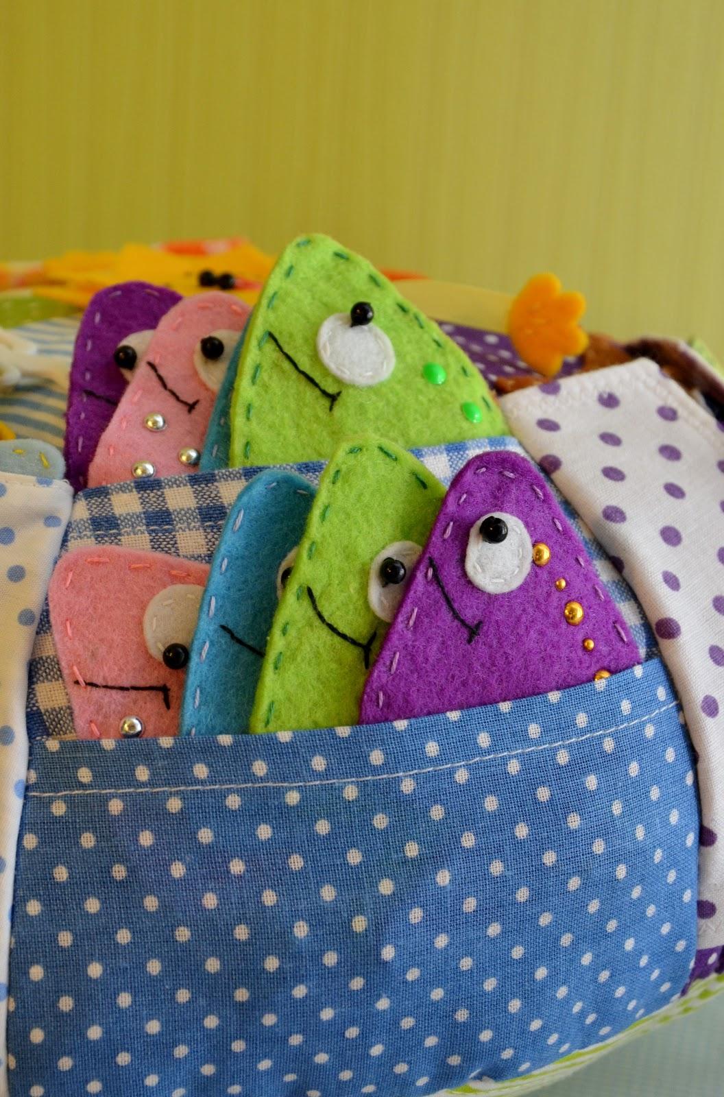 Интересные подушки для детей своими руками 7